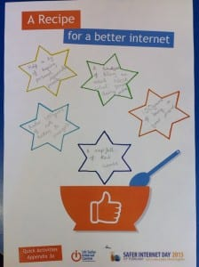 Recipe for a better internet